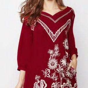NEW Anita Dongre Global Desi Myra Printed Dress